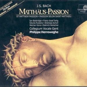 BACH Matthaus Passion (2)